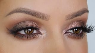 Soft Neutral Smokey Eyes | Shonagh Scott | ShowMe MakeUp