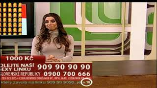 EZO.TV | Call.TV | Hádankové Vábení Pohledné Karin