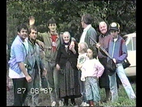 Zarko & Dragica Holiday 1987 (Radic edit) 2 of 2