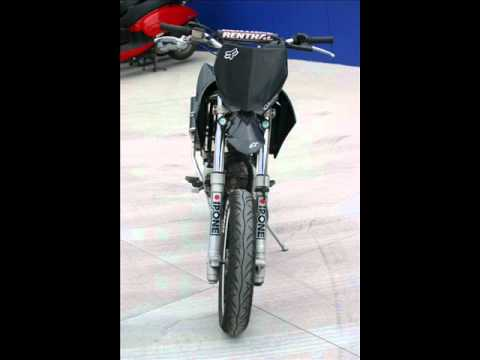 SHERCO BLACK PANTHER D ADRIEN BY CCMOTORS