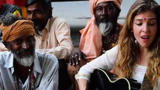 Hey Ma Durga (radio edit) - Katie Wise & Bhakti Explosion