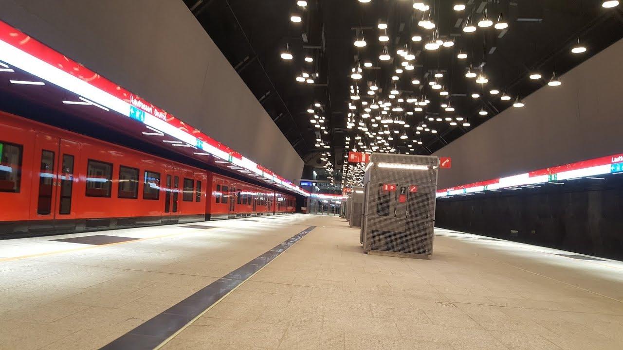 Lauttasaari Metro