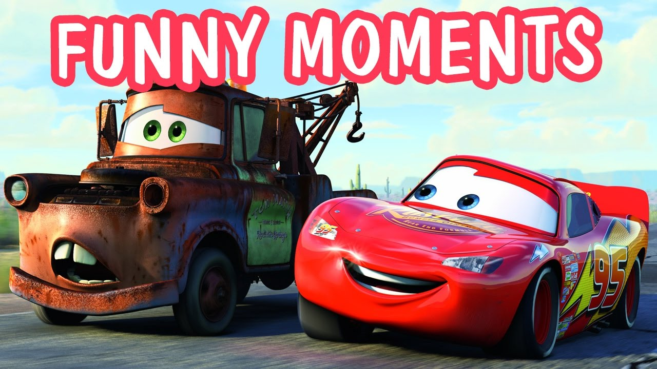 Cars 3 All The Funniest Moments From Cars Movies Youtube