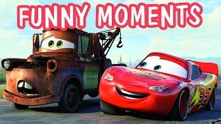 CARS 3 | All the funniest moments from Cars movies
