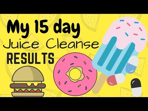 My 15 Day Juice Cleanse Results + Colon Hydrotherapy