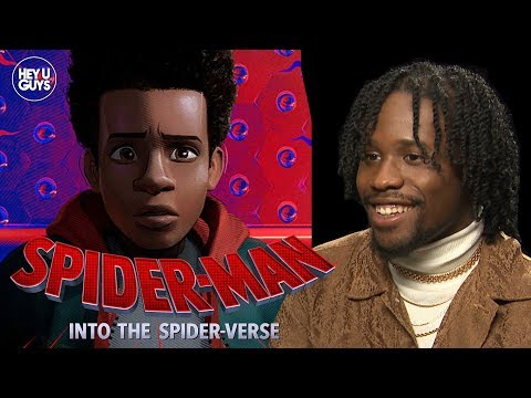 Shameik Moore talks Miles Morales and Spider-Man: Into the Spider-Verse
