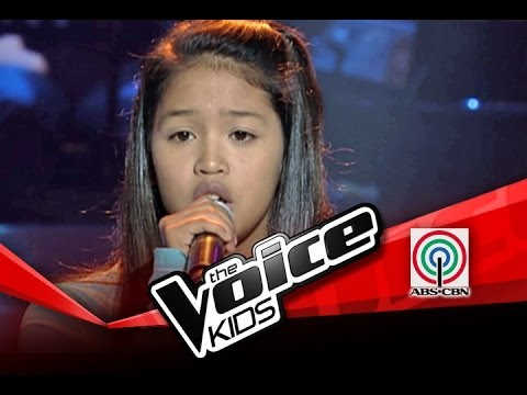 The Voice Kids Philippines Blind Audition We Cant Stop  Kyle