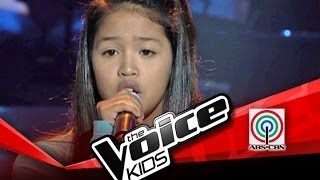 "The Voice Kids Philippines Blind Audition ""We Can"