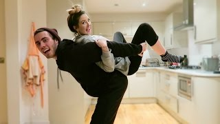 HOW TO DANCE LIKE ZALFIE