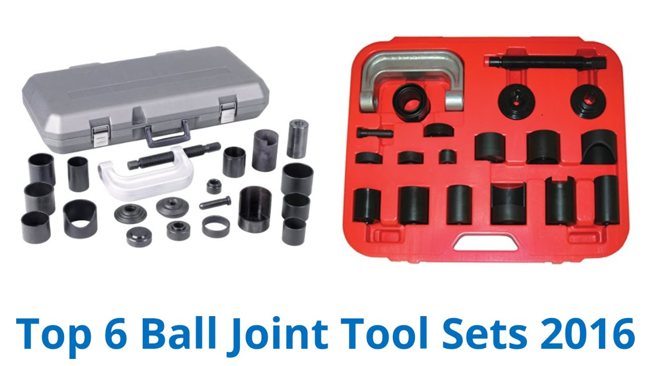 6 Best Ball Joint Tool Sets 2016