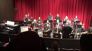 Arizona State University Concert Jazz Band w/ Bryon Ruth - Songsong