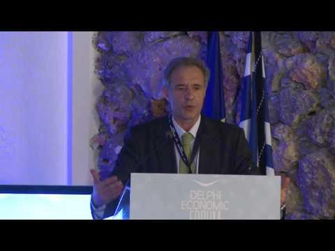 Dr. Christos Gortsos, Secretary General, Hellenic Bank Association