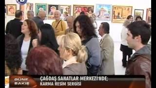 Çankaya Belediyesi Çağdaş Sanatlar Merkezi Karma Sergi