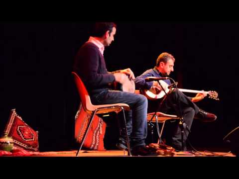Elie Maalouf - Youssef Zayed , duo buzuq percussion