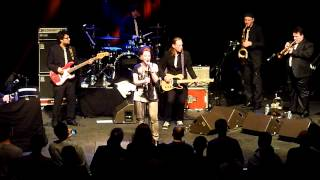 Robin McKelle - Walk on by Part 2 / Tell you one thing (La Cigale - Paris - March 17th 2012)