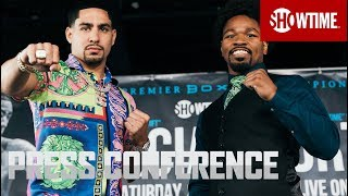Garcia vs. Porter: Kickoff Press Conference | SHOWTIME CHAMPIONSHIP BOXING