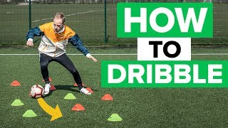HOW TO INSTANTLY IMPROVE YOUR DRIBBLING SKILLS