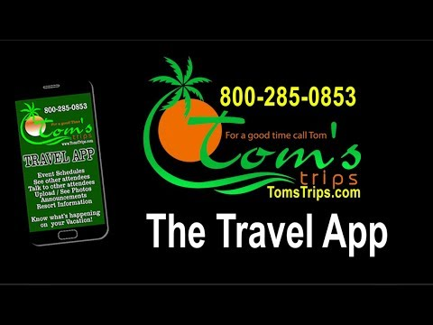 Toms Trips Travel App your leader in adult lifestyle travel from YouTube · Duration:  6 minutes 16 seconds