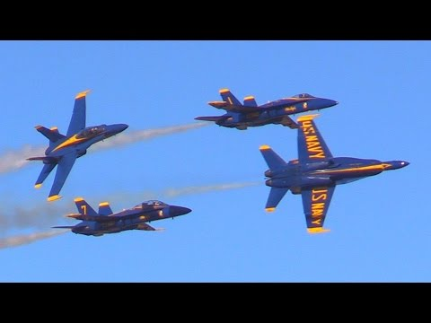 2017 Blue Angels (January 28th)