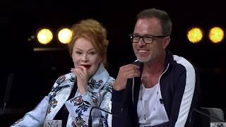 Hur går det för Christoffer Kläffords grupp i Chorus Line i Idol 2017? - Idol Sverige (TV4)