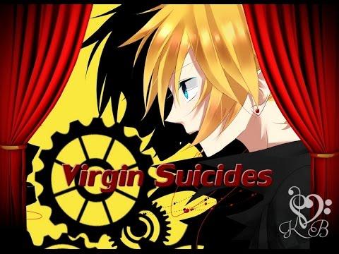 KAGAMINEBRASIL - Virgin Suicides (Len Kagamine)