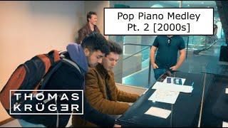 POP PIANO MEDLEY Pt. 2 [2000s] at Amsterdam Train Station – THOMAS KRÜGER