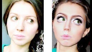 МАКИЯЖ КУКЛЫ - Make up doll(ВАЖНАЯ ИНФОРМАЦИЯ ВНУТРИ:) Большой привет всем, поздравляю Вас с наступающими праздниками=)))и сегодня делюс..., 2013-12-30T01:28:38.000Z)
