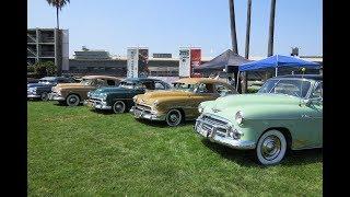 Bomb Club So Cal  Car Show Santa Anita 2017