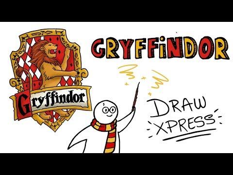 GRYFFINDOR | DrawXpress