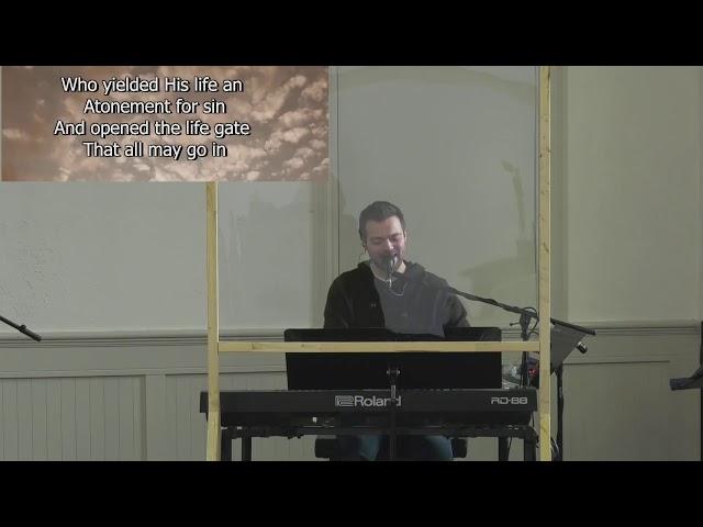 Caledonia Congregational Church Live Stream December 13, 2020