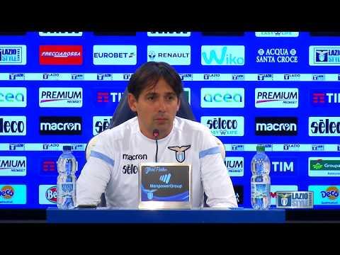 Le parole di mister #Inzaghi alla vigilia di #RomaLazio