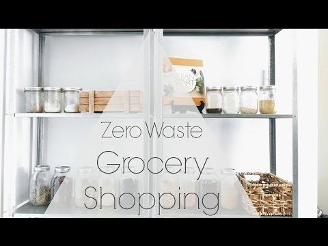 How to Zero Waste Grocery Shop | Bulk Bin Shopping at Whole