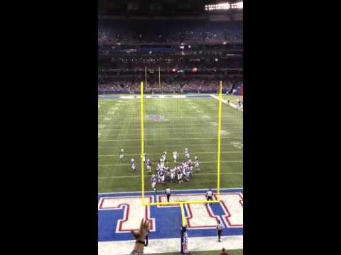 Bills vs Falcons