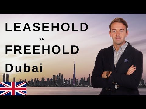LEASEHOLD and FREEHOLD Properties in Dubai
