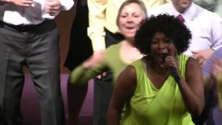 """Gino Walker Sings """"Happy""""—Seattle Unity Church—04-20-2014"""