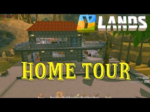YLANDS: MINING DRILL AND HOME TOUR