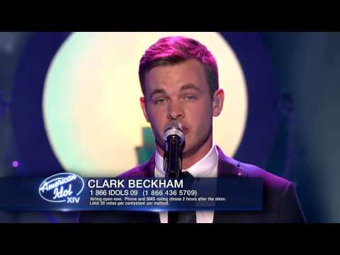 Clark Beckham - Earned It (Top 3)