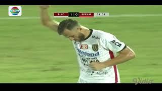 Video Gol Pertandingan Bali United  vs Persija Jakarta