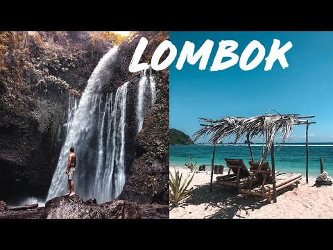HOW COULD WE LOSE THIS, Lombok?! Indonesia - REISVLOG #9