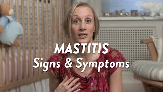 Signs and Symptoms of Mastitis | CloudMom