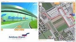 D AirportPixS Flughafen Salzburg | der interaktive Rundgang