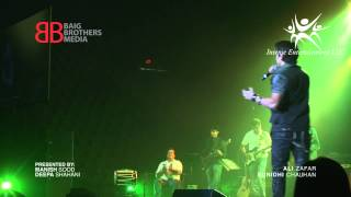 "Ali Zafar ""Yaad Daddi"" Live in Concert in DC"