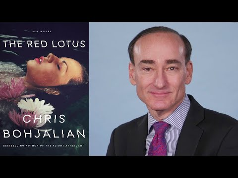 Inside the Book: Chris Bohjalian (THE RED LOTUS)