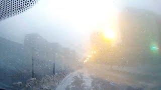 Жители Набережных Челнов наблюдали вспышку в ночном небе