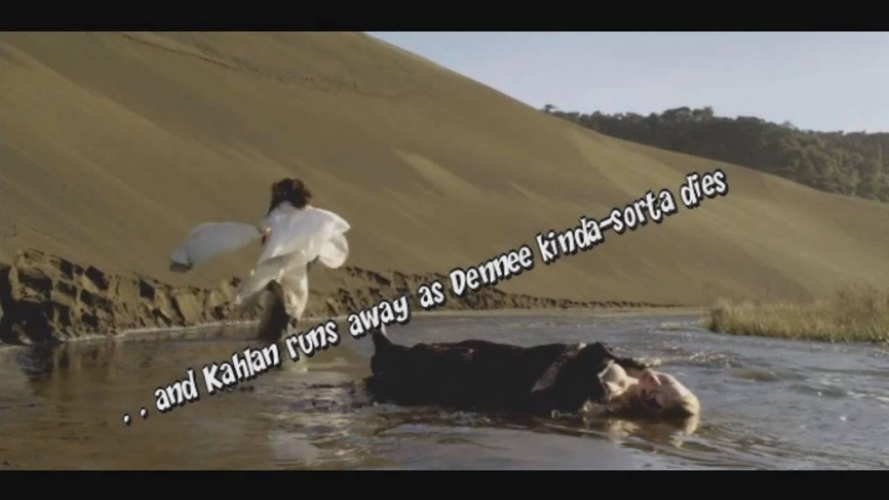 Download Legend of the Seeker - Our Favorite Scenes - Kahlan Escapes the D'Harans