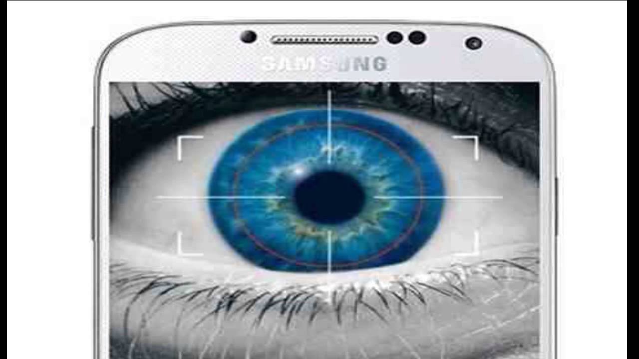 Samsung Galaxy S5 Iris Scanner (Eye Tracker) LEAKED!