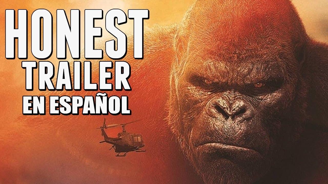 Honest Trailers Kong Skull Island