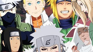 The 7 Hokage's From WEAKEST to STRONGEST in NARUTO/BORUTO