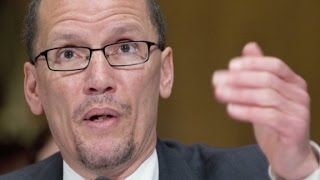 Perez: U.S. economy moving