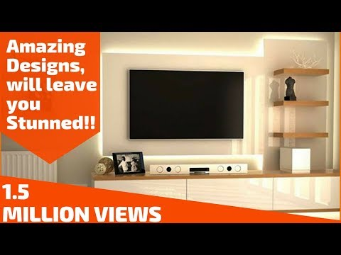 amazing-ways-to-design-your-tv-unit-plan-n-design
